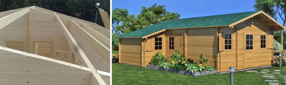 Case prefabbricate - Casa in legno economica ...